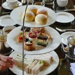 Afternoon Tea at Amberley Castle, West Sussex