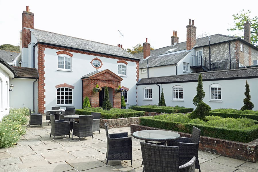 Escape to The Goodwood Hotel, near Chichester, West Sussex