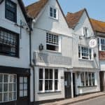 A Stay at the Standard Inn, Rye