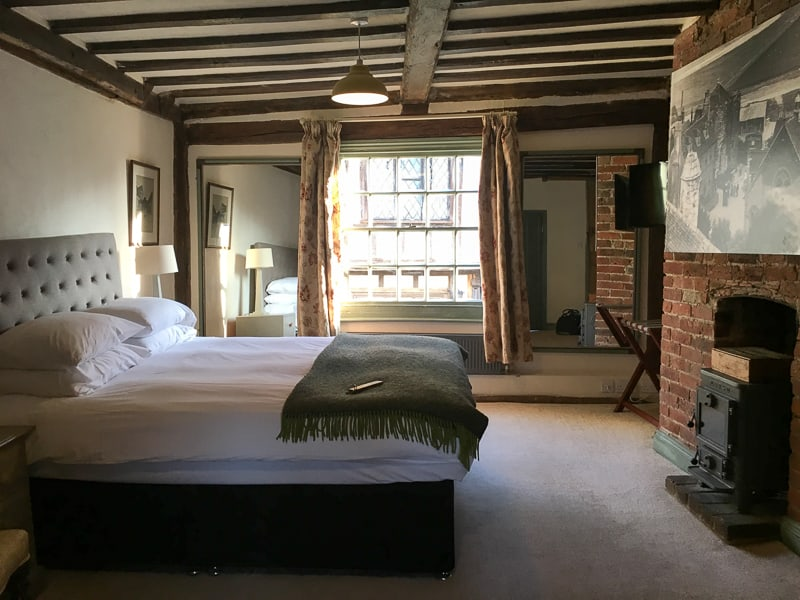 Standard Inn, Rye bed and breakfast