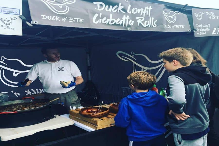 Duck n Bite, Brighton, East Sussex