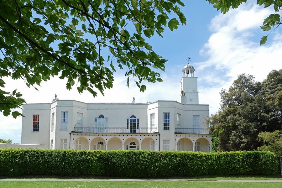 Hotham House, Hotham Park, Bognor Regis, West Sussex, England