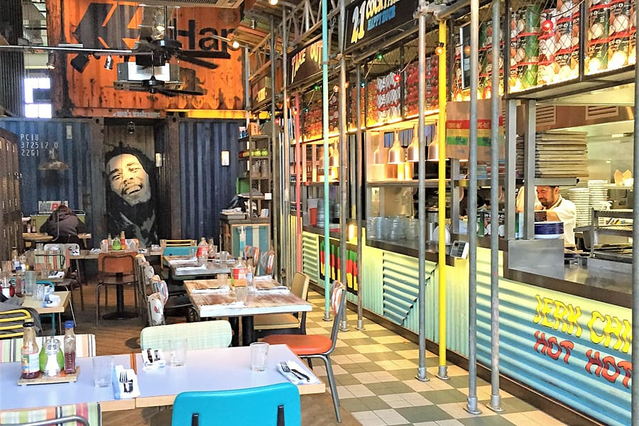 Turtle Bay Review, a taste of the Caribbean in Crawley, West Sussex
