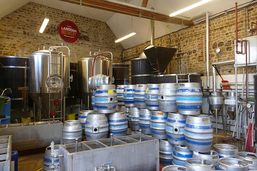 Langham Brewery, Lodsworth, West Sussex,