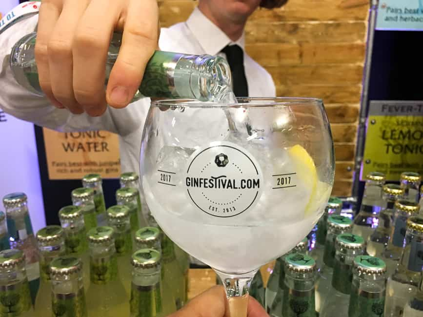 Gin Festival Eastbourne
