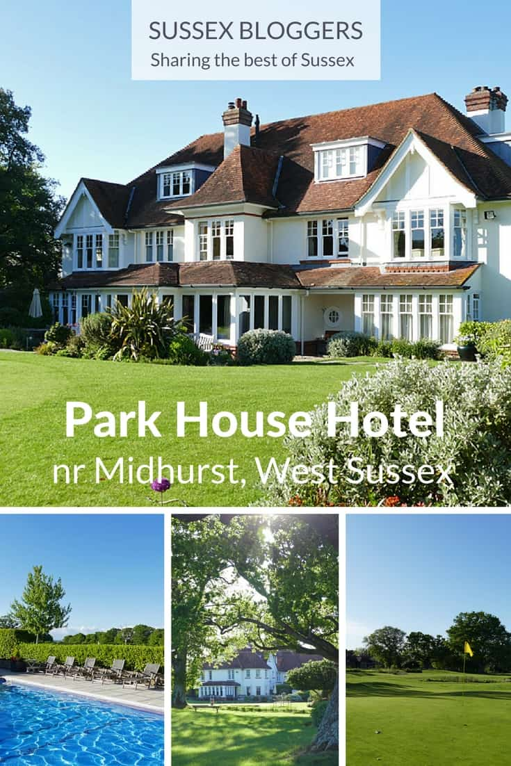 Park House Hotel & Spa review, Midhurst, West Sussex, England