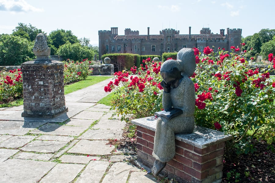 African Sculpture at Herstmonceux