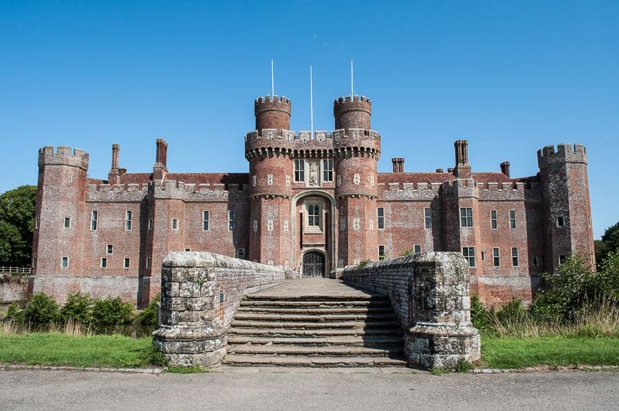 Herstmonceux Castle, East Sussex