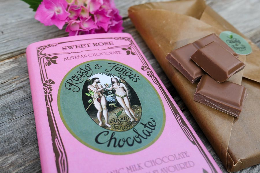 Rose Chocolate by Rowdy and Fancy