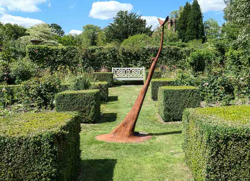 Pashley Manor Gardens in East Sussex