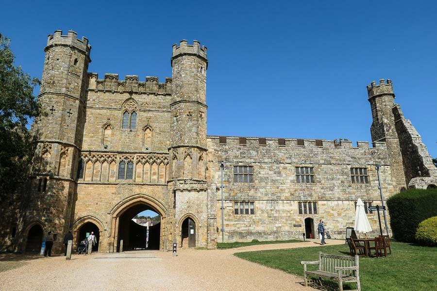 Battle Abbey, English Heritage